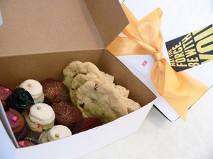 May the 4th be with you Star Wars Dessert Box